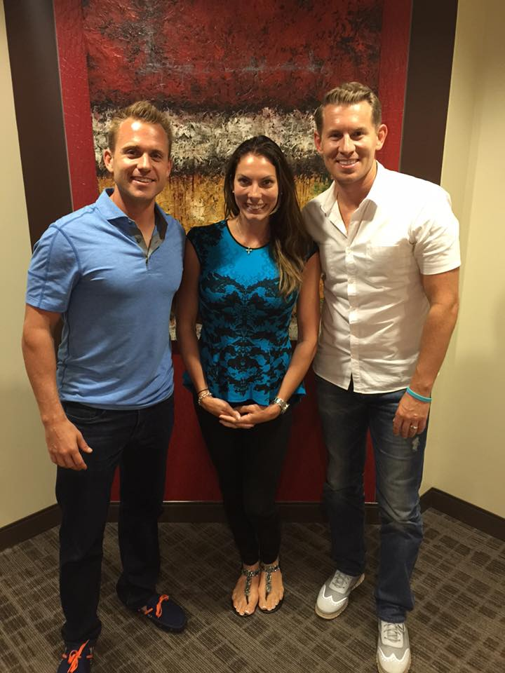 Bryan, Megan & Jeremy Miner In San Diego, CA (September 10, 2015)